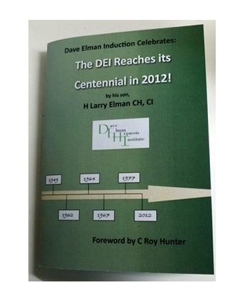 Hypnoseprodukte Buch H. Larry Elman The DEI Reaches its Centennial in 2012!