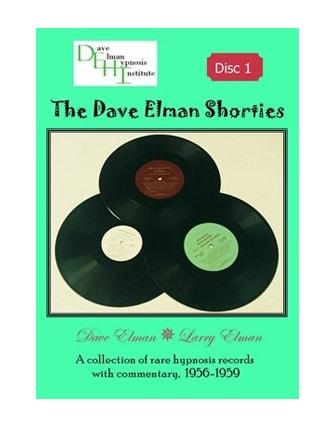 Hypnoseprodukte CD The Dave Elman SHORTIES