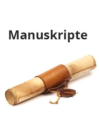 Hypnoseprodukte Manuskripte